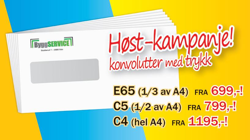 Konvolutter Med Logo-kampanje